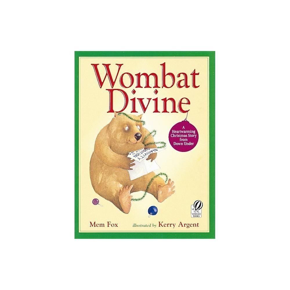 Wombat Divine By Mem Fox Paperback