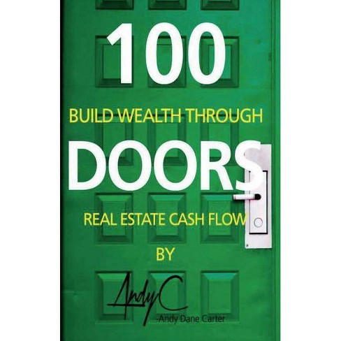 100 Doors - by  Andy Dane Carter (Paperback) - image 1 of 1