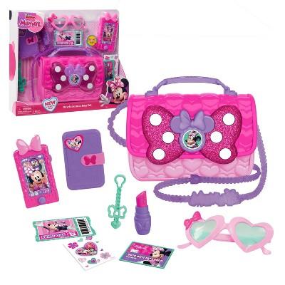 Disney Junior Minnie Mouse Bowfabulous Bag Set