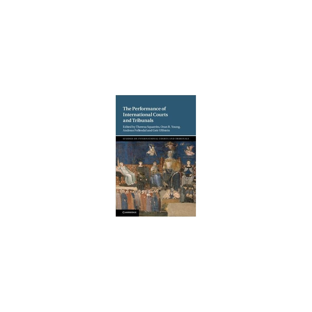 Performance of International Courts and Tribunals - (Hardcover)