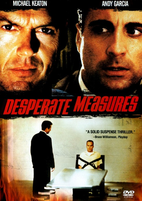 Desperate measures (DVD) - image 1 of 1
