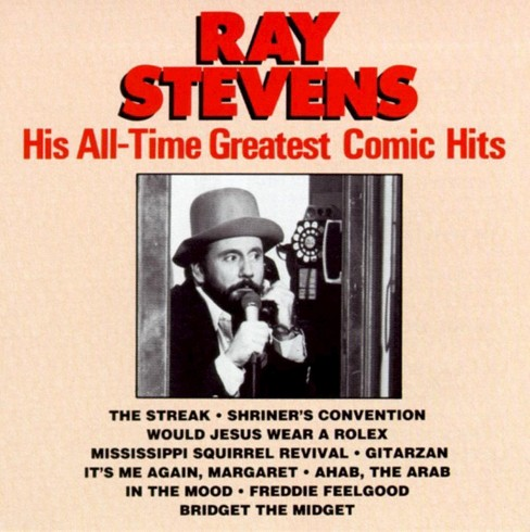 Ray stevens - All time greatest comic hits (CD) - image 1 of 1
