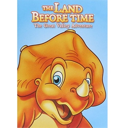Land Before Time II - The Great Valley (DVD) - image 1 of 1