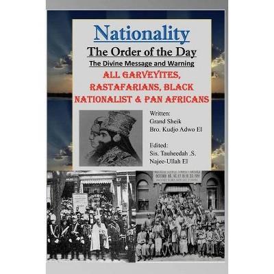 Nationality - by  Kudjo Adwo El (Paperback)
