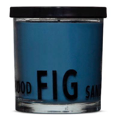 Jar Candle Blue Fig Sandalwood - Archaeology®