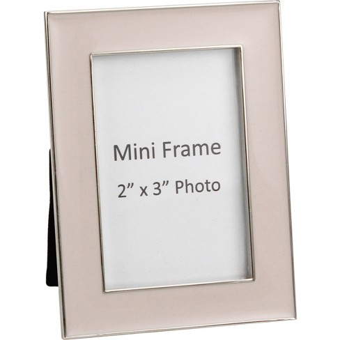 2x3 Enamel Frame Soft Pink Project 62 Target