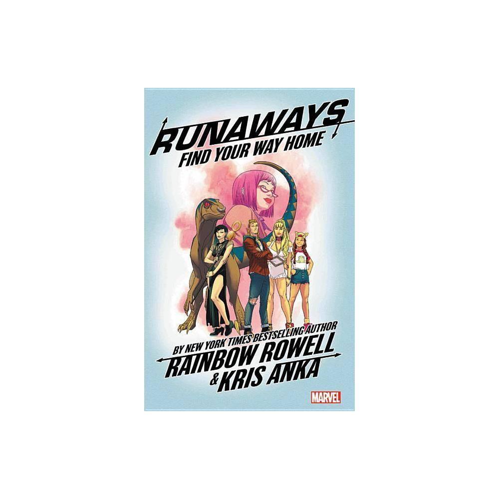 Runaways Vol 1 Paperback