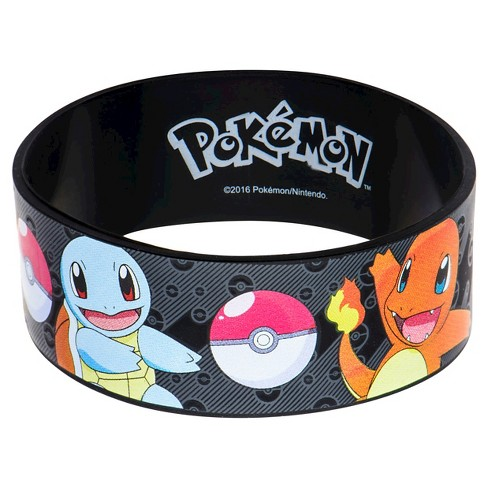 Youth Pokémon™ Main Characters Silicone Bracelet - image 1 of 1