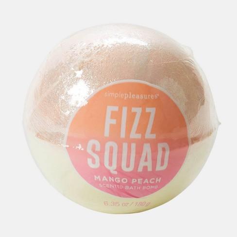 Tri-Coastal Design Fizz Squad Mango Peach Bath Soaks - 6.35oz - image 1 of 1