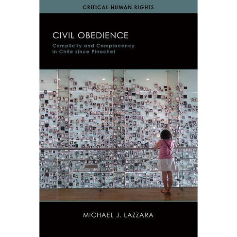 Civil Obedience - (Critical Human Rights) by  Michael Lazzara (Hardcover) - image 1 of 1