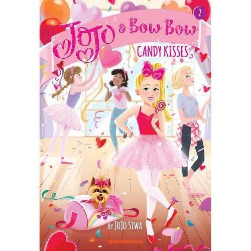 Candy Kisses - (Jojo & BowBow) by Jojo Siwa (Paperback)