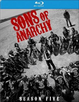Sons of Anarchy: Season 5 (Blu-ray)