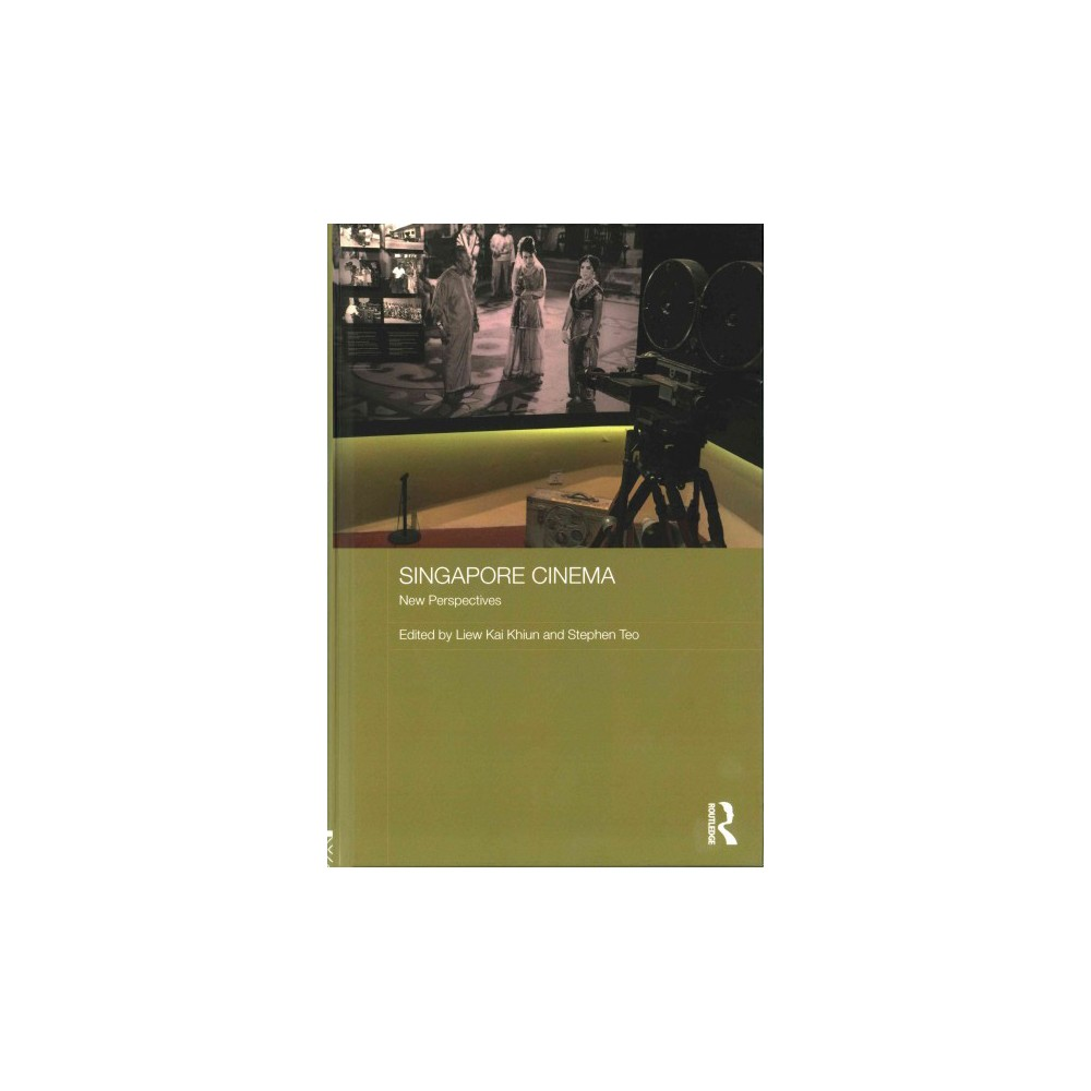 Singapore Cinema : New Perspectives (Hardcover)