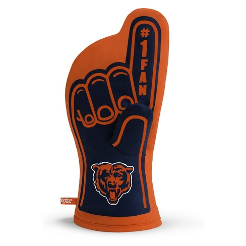 Chicago Bears #1 Oven Mitt - image 1 of 4