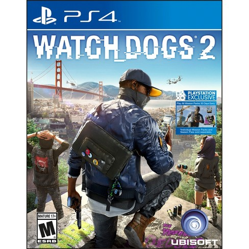 Watch Dogs 2 PlayStation 4 - image 1 of 6