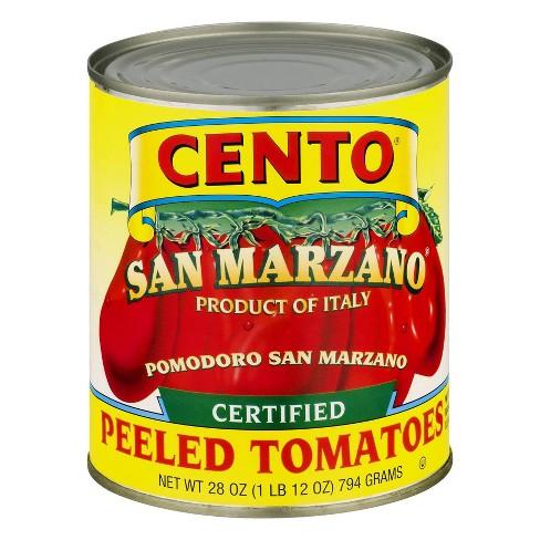 Cento San Marzano Peeled Tomatoes 28 oz - image 1 of 1