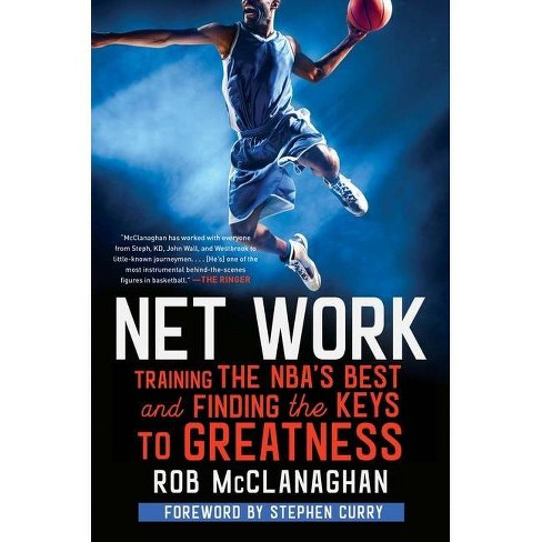 Net Work - by  Rob McClanaghan (Hardcover) - image 1 of 1