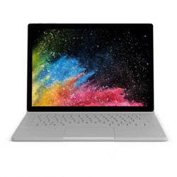 "Microsoft Surface Book 2 15"" Intel Core i7 16GB RAM 1TB SSD Silver - 8th Gen i7-8650U Quad-core - Touchscreen - NVIDIA GeForce GTX 1060 6GB"