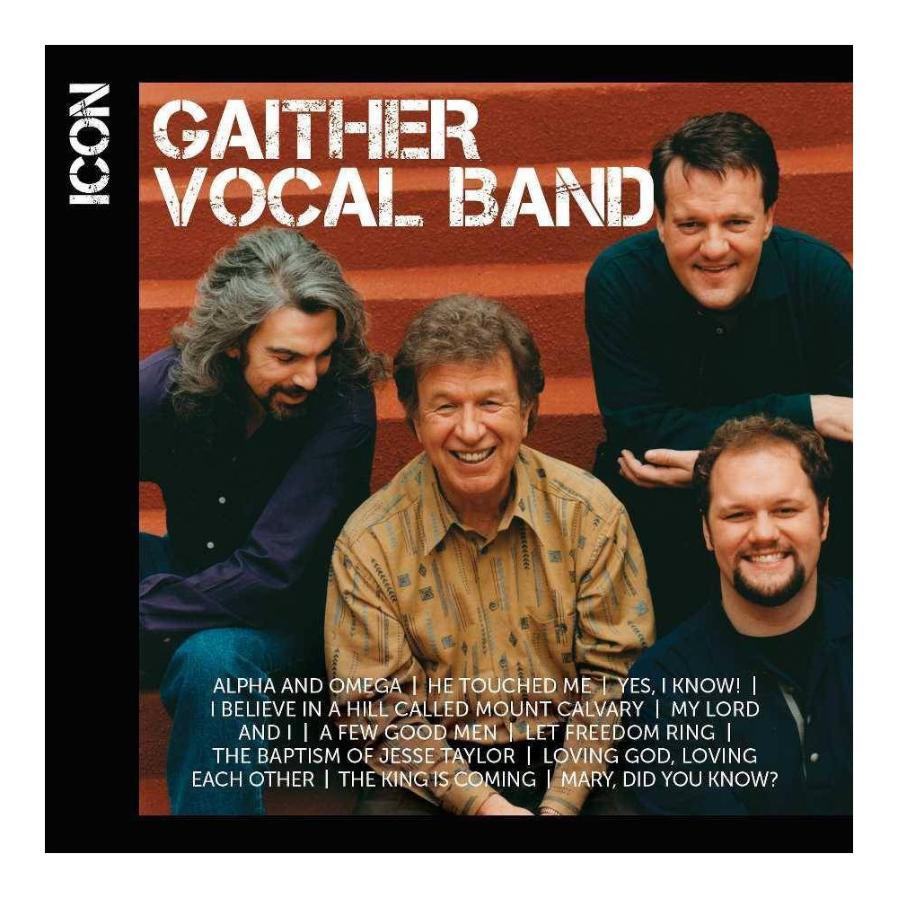 Gaither Vocal Band - ICON: Gaither Vocal Band (CD)