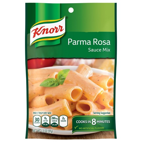 Knorr® Parma Rosa Pasta Sauce Mix Creamy Tomato 1.3 oz - image 1 of 3