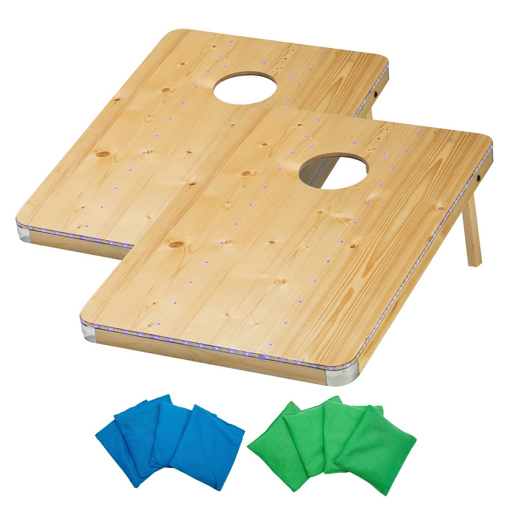 Image of Franklin Sports LED Pine Bean Bag Toss