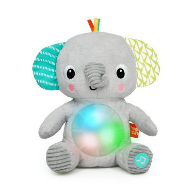 Bright Starts Hug-A-Bye Baby Musical Light Up Soft Toy