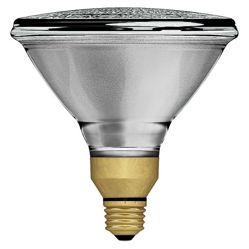 General Electric 60w 2pk PAR38 Halogen Light Bulb White - image 1 of 2