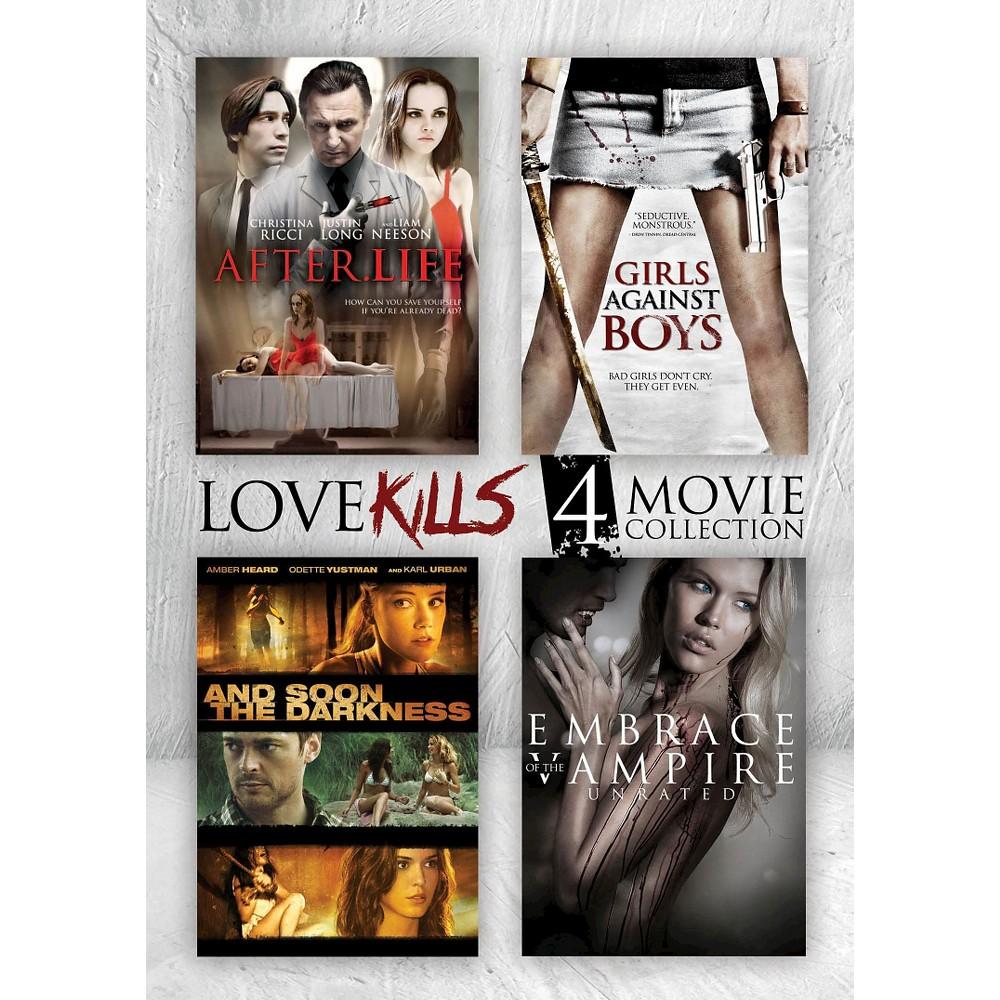 Love Kills (Dvd), Movies