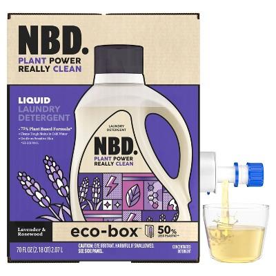 NBD Lavender & Rosewood Liquid Laundry Detergent