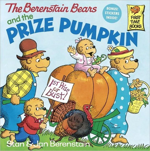 Berenstain Bears and the Prize Pumpkin (Paperback) (Stan Berenstain) - image 1 of 1