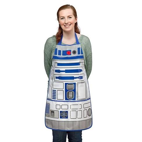 ThinkGeek, Inc. Star Wars BBQ Apron R2-D2 - image 1 of 1