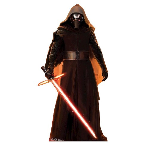 6 ft. Star Wars Kylo Ren Cardboard Cutout - image 1 of 1
