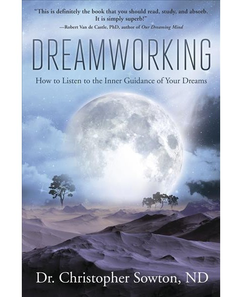 Dreamworking : How to Listen to the Inner Guidance of Your Dreams (Paperback) (Christopher Sowton) - image 1 of 1