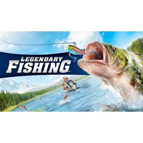 Legendary Fishing - Nintendo Switch (Digital) - image 1 of 4