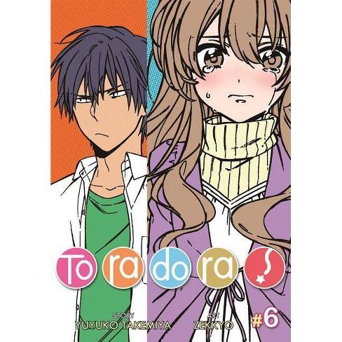 Toradora!, Volume 6 - by  Yuyuko Takemiya (Paperback) - image 1 of 1
