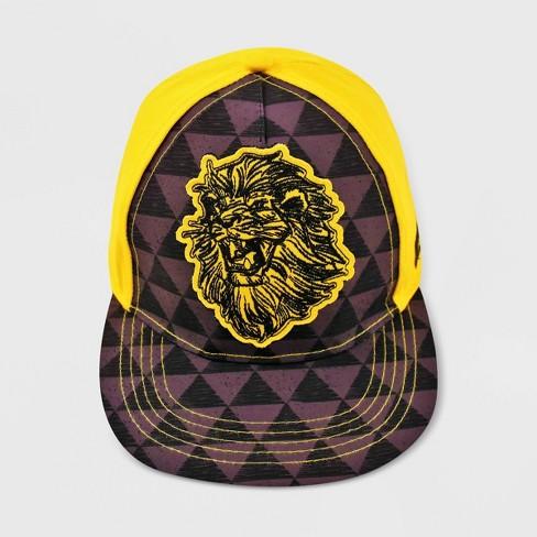 Boys' The Lion King Baseball Hat - Yellow/Brown - image 1 of 4