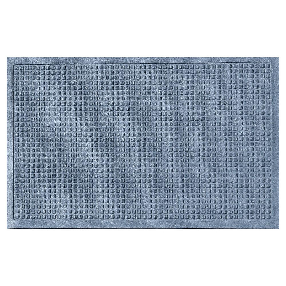 Blue Stone Solid Doormat - (2'X3') - Bungalow Flooring, Bluestone