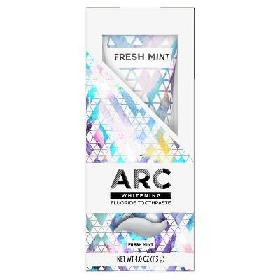ARC Fresh Mint Whitening Fluoride Toothpaste - 4oz