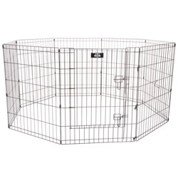 Petmaker Dog and Cat Exercise Playpen 58in x 60in x30in