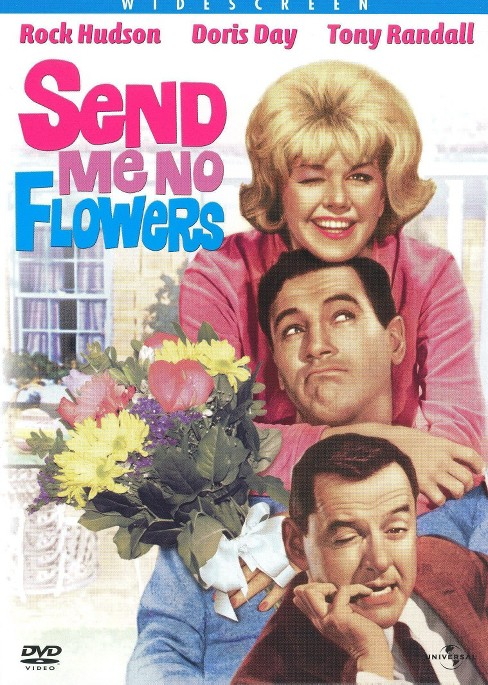 Send Me No Flowers (DVD) - image 1 of 1