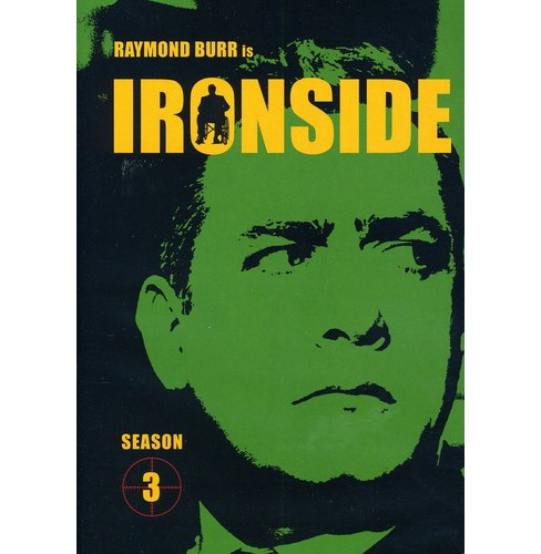 Ironside:Season Three (DVD) - image 1 of 1