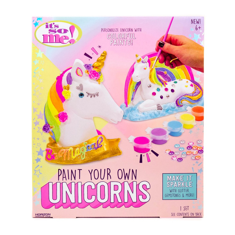 Image of Paint Your Own Unicorns - ISM