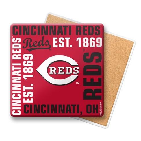MLB Cincinnati Reds Spirit Coaster Spirit - image 1 of 1