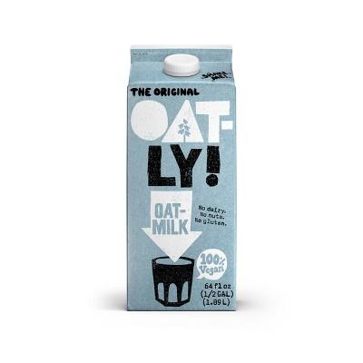 Oatly Original Oatmilk - 0.5gal