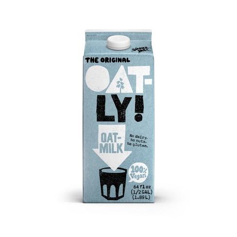 Oatly Original Oatmilk - 0.5gal - image 1 of 4
