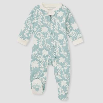 Burt's Bees Baby® Baby Succulent Skeleton Sleep N' Play - Light Green