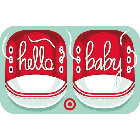 Baby Shoes GiftCard - image 1 of 1