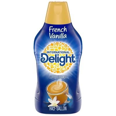 International Delight Vanilla Coffee Creamer - 64 fl oz
