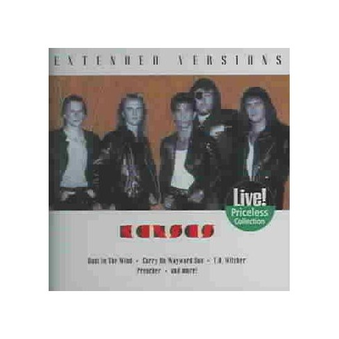 Kansas - Extended Versions (CD) - image 1 of 1