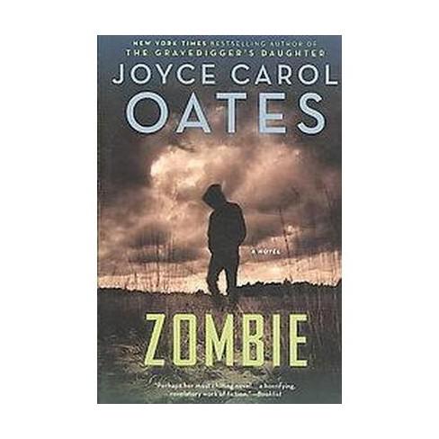 Zombie - (P.S.) by  Joyce Carol Oates (Paperback) - image 1 of 1